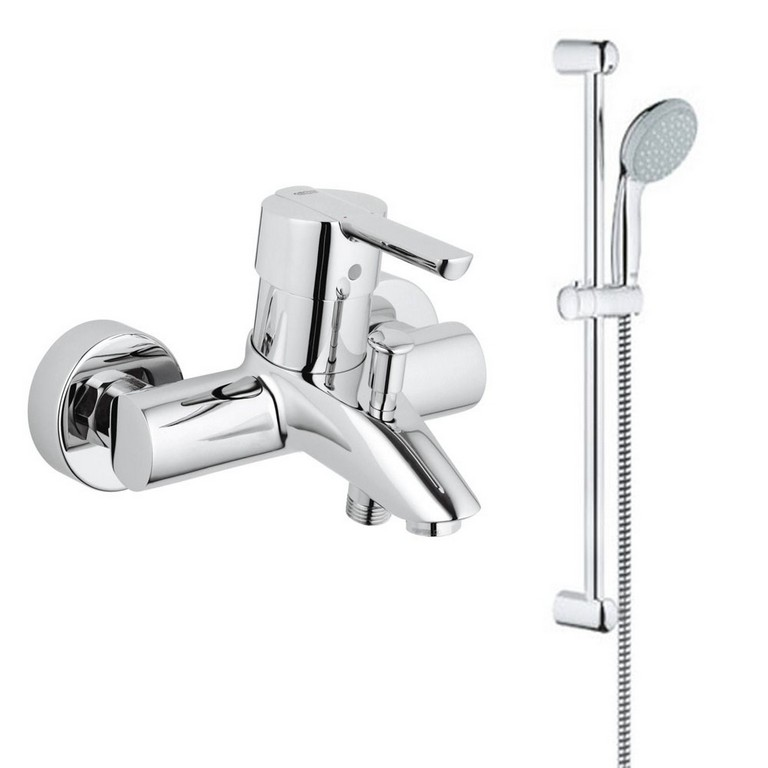 Grohe Bad Armaturen Sets Armatur Thermostat Brause Fr Dusche O inside proportions 1000 X 1000