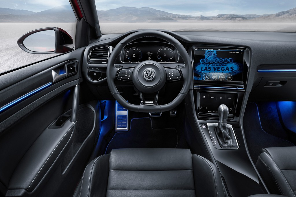 Vw Golf 7 R Touch Gestensteuerung Als Digitales Tuning intended for size 2000 X 1333