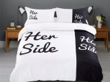 Bettbezug His Side Her Side Endlich Klarheit Im Bett inside dimensions 1370 X 1600