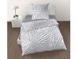 Dobnig Renforc Bettwsche Zebra Muster Grau 135 X 200 Cm Lidl pertaining to sizing 1500 X 1125