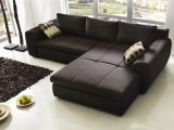 Ecksofa Casa Lederimitat Braun Sofa Outlet for sizing 1200 X 848
