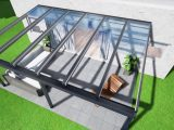 Glasschiebedach Wwwglasschiebedachde Cabrio Rb 4 Terrassendach intended for proportions 1280 X 720