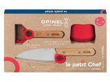 Kinder Kchenmesser Set Le Petit Chef Opinel Greenpicks with proportions 1500 X 1500