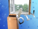 Klimaanlage Fensterdurchfhrung Fenster Abdichten Diy Schlauch throughout dimensions 1280 X 720