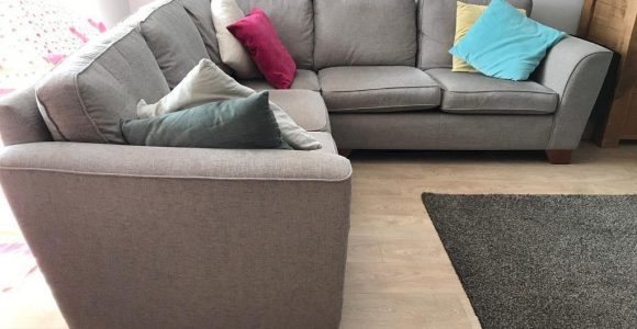 Ms Corner Sofa And Footstool In Leeds West Yorkshire Gumtree pertaining to measurements 1024 X 768