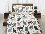 Nice Inspiration Ideas Katzen Bettwsche Se Katze 135×200 1x80x80 in dimensions 1200 X 1200