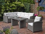 Rattan Gartenmobel Lounge Gartenmobel Set Poly Rattan Garten with regard to size 1200 X 899