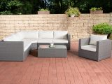 Rattan Lounge Set Tibera Gartenmbel Set Polyrattan Loungembel Set pertaining to measurements 1200 X 800