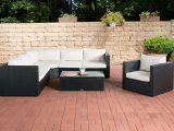 Rattan Lounge Set Tibera Gartenmbel Set Polyrattan Loungembel Set pertaining to size 1200 X 800