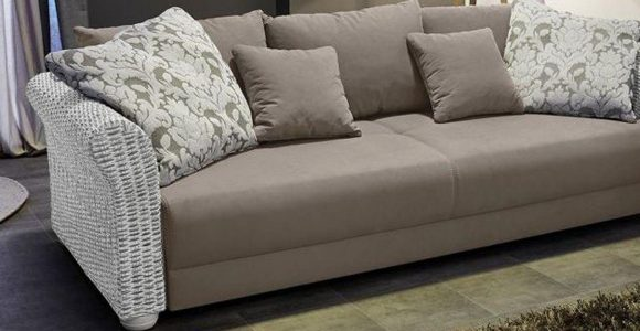 Rattan Sofa Mit Schlaffunktion Elegant Rattan Couch Cool Furnitures intended for size 1275 X 717