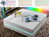 Stilvoll Couchtisch Weiss Mit Led Entwrfe Hd Wallpaper Fotos pertaining to sizing 1200 X 1000