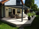 Variotect Terrassendcher Gartenzimmer Carports Fr Berlin Und pertaining to proportions 3525 X 2644
