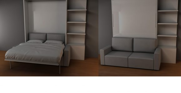 Wall Bed Sofas Wall Beds That Transform Into Sofas inside proportions 1920 X 1080